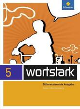 Wortstark 5. SprachLeseBuch. Baden-Württemberg (2015, Gebundene Ausgabe)