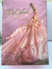 Pink Splendor Barbie BRAND NEW 1996 LIMITED EDITION Box in Near Mind Conditon