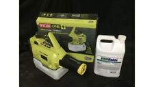 Ryobi One+ 18 Volt Cordless Chemical Fogger Mister Disinfection Package Or Bug