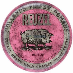 Reuzel Pink Heavy Grease 4 oz