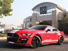 2020 Ford Mustang Shelby GT500 2020 Shelby GT500 Used 5.2L V8 32V Automatic RWD Coupe