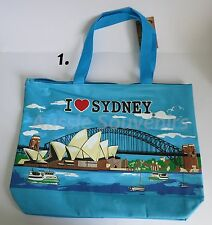 2x Australian Souvenir Large Travel Bags - 5 Designs To Choose From! Kangaroo