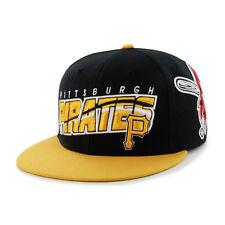 Pittsburgh Pirates 47 Brand Prospect Snapback Hat