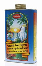 MADALBAL NATURAL TREE SYRUP 1 TIN 1000mls 1 Litre MADAL BAL PURE NATURAL HEALTH