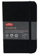 Derwent petit journal (l'amitié Bloc-notes) 140 x 90 mm Noir