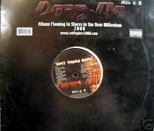 """DRAG-ON """"SPIT THESE BARS"""" 12"""" EP 2000 HIPHOP PA NM!"""