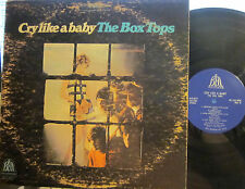 ► Box Tops - Cry Like a Baby (Bell 6017) (Alex Chilton)