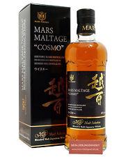 "Mars Maltage ""Cosmo"" Blended Japan Malt Whisky - 43,0% vol. - 0,7 Liter"