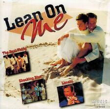CD NEU/OVP - Lean On Me - The Real Thing, Shocking Blue, Limahl u.a.