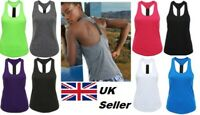 RW Women TriDri® Panelled Fitness Sports Gym Yoga Running Vest Top TR027