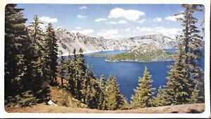 Oregon Crater Lake National Park, Medford Oregon, Postcard
