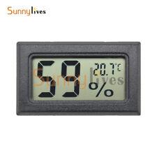 Mini Digital LCD Indoor Temperature Humidity Meter Thermometer Hygrometer