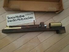 VTG Texas Native Inertia Nutcracker Model 7141 in Original Box w/Instructions