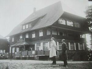 Lot Fotos um 1930 Schwarzenbach Talsperre Hornisgrinde Freudenstadt Café Brunnen
