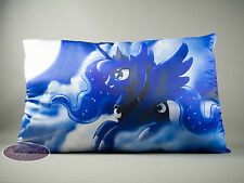 "My Little Pony Princess Luna Big Pillow Case 58x38cm/23""x15"" Quality UK Stock"