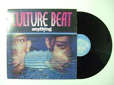 "Culture Beat – Anything  - Disco Mix 12"" 45 Giri Vinile 1993 EuroHouse"