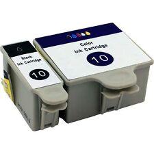 2 Patronen f. Kodak 10 ESP 7 3250 5210 5250 7250 9250 Easyshare 5100 5300 5500