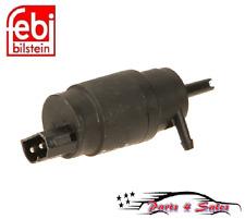 Febi bilstein  525I 530I M3 E30 E36 Windshield Washer Fluid Pump 61661380066