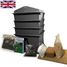 More details for deluxe wormery composter. organic composter. 6 colour choice. 5 year guarantee