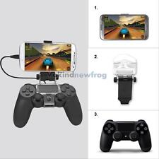 For PlayStation PS4 Game Pad Controller Android Smart Phone Clip Mount Holder VF