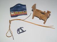 Playmobil Lot Accessoire Pour Chameau Camel Corde + Harnais + Selle NEW