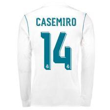 Camisetas de fútbol de clubes españoles de manga larga talla XL  c5d87319d4ebd