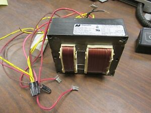 Magnetek High Pressure Sodium Ballast 1230-92S 250 W S-50 Lamp Used