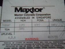 Hard Disk Drive Maxtor 7080AT 11P3 07P7 04P1 SXX A,B,A