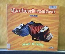 MARCHESELLI PRODUZIONI introducing - MARK & SALLY - usato cd