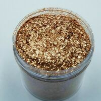 2g Glitter - Natural Super Sparkle Rose Gold Mica Powder