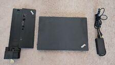 ThinkPad T440 with dock station - Intel I5-4200U, 8 GB RAM, 256GB SSD, Win 10