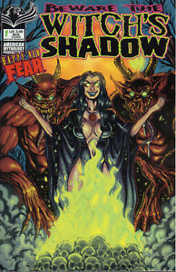 Beware the Witch´s Shadow: Happy New Fear Nr. 1 (2020), Neuware, new