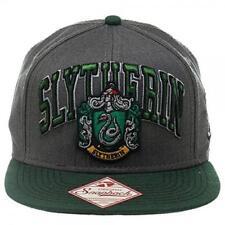 Harry Potter Slytherin Snapback Hat NEW Clothing Bioworld Merch Hogwarts House