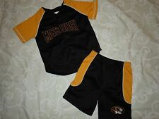 NCAA Missouri Tigers Youth Jersey set, size 4T