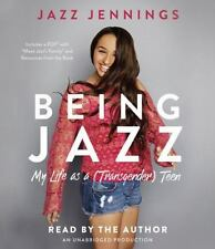 Being Jazz : My Life as a (Transgender) Teen by Jazz Jennings (2016, CD,...