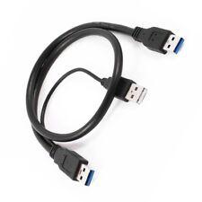 USB 2.0 de super velocidad + USB 3.0 de tipo A a USB 3.0 A macho Y Cable de T9S7