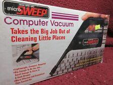 Metro DATAVAC PC Personal Cleaner Computer Vacuum Model MS-4C