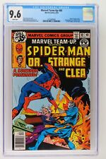 Marvel Team-Up #80 - Marvel 1979 CGC 9.6 Doctor Strange and Clea
