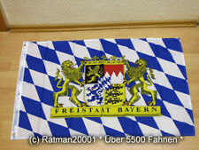 Fahnen Flagge Bayern Freistaat - 60 x 90 cm