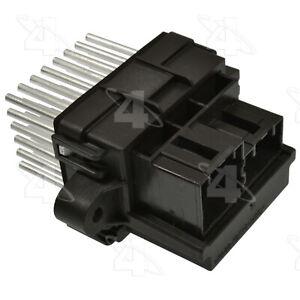 HVAC Blower Motor Resistor-Resistor Block 4 Seasons 20467