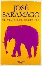 El viaje del elefante Spanish Edition