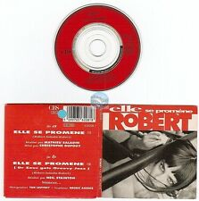 """Robert Elle Se Promene CD SINGLE 8cm 3"""" inch"""