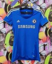 CHELSEA FC Football Shirt Soccer Jersey Training Top Adidas 2012 Womens size M