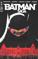 Batman Saga N°9 - Urban Comics-DC Comics - Février 2013