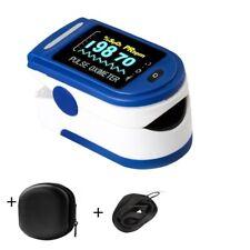 Oxymètre de Pouls Digital Pulsomètre Mesure Doigt Capteur de Fréquence Cardiaque
