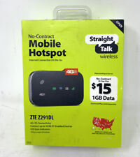 ZTE Z291DL 4G LTE MOBILE HOTSPOT • SIMPLE MOBILE • FREE SHIPPING