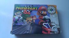 Mario Kart 64 Nintendo 64 1997 N64 Original Game boxed