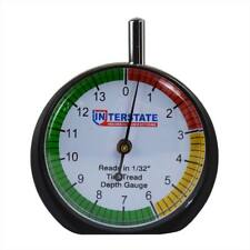 Professional Dial Type Tire Tread Depth Gauge - Tg32