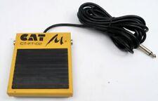 CAT CT-FT-O2 KEYBOARD PEDAL Fusschalter  Fuß-/Sustain-Taster