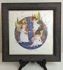 D Morgan 1995 Framed Print I Believe In Angels